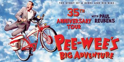 Pee Wees Big Adventure