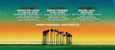 Ohana Festival Poster 2020