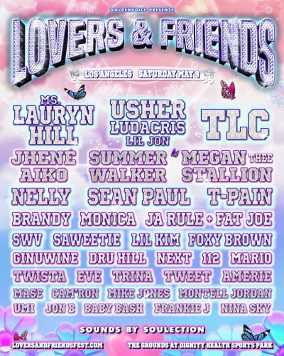 Lovers and Friends Festival