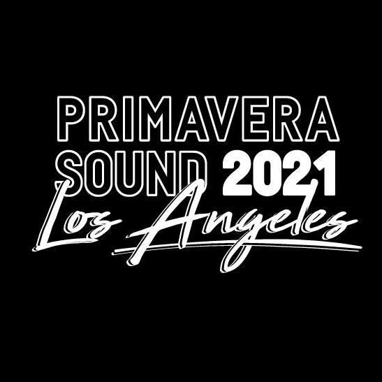 Primavera Sound 2021 Los Angeles