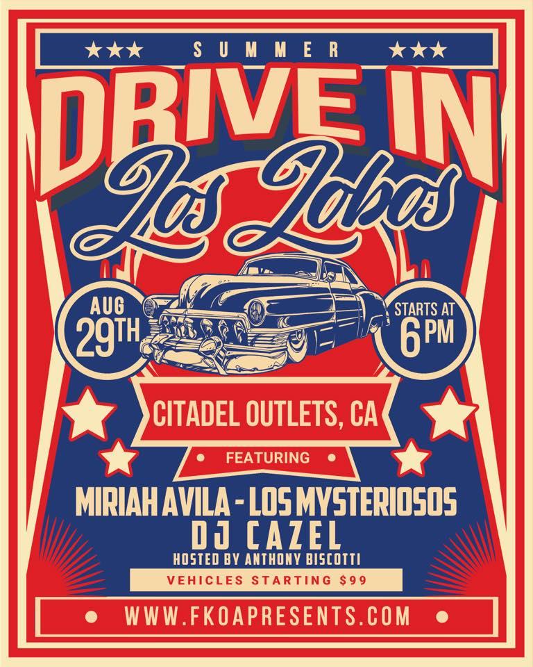 Los Lobos Drive In