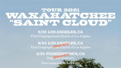 Waxahatchee Tour 2021