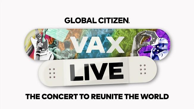 Global Citizen 2021 at SoFi Stadium