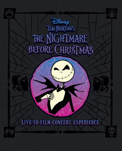 Nightmare Before Christmas at Banc of California Stadium