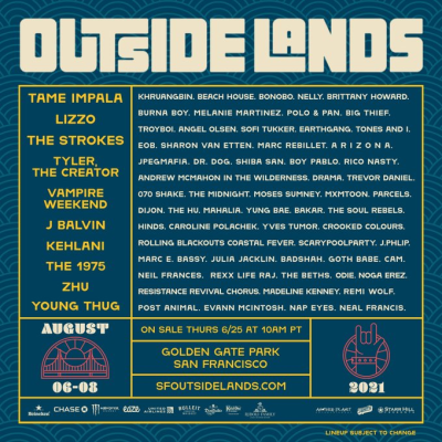 Outside Lands 2021
