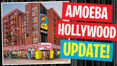 Amoeba Hollywood Grand Opening