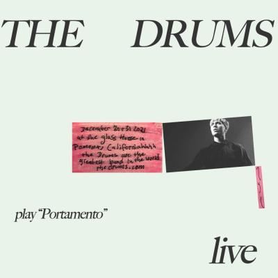 The Drums Play Portamento