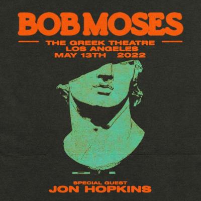 Bob Moses at the Greek