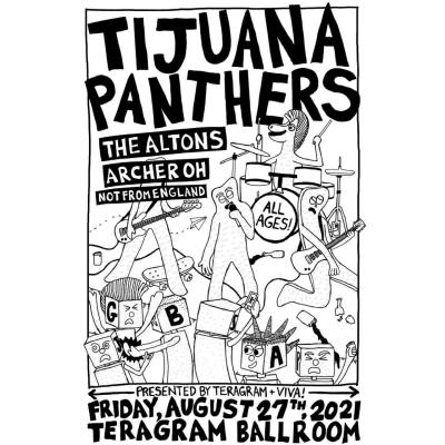 Tijuana Panthers at Teragram Ballroom