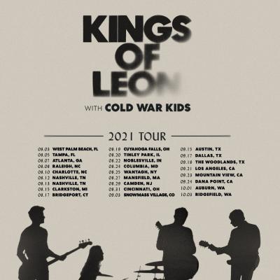 Kings of Leon Tour 2021