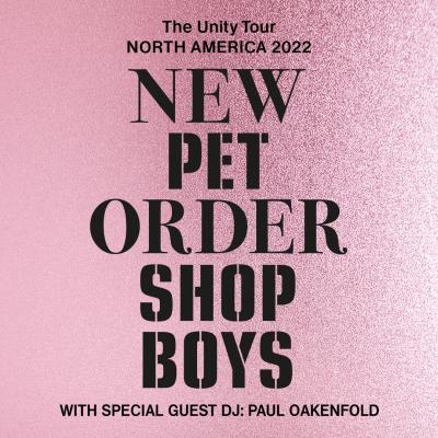 New Order Pet Shop Boys Hollywood Bowl