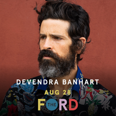 Devendra Banhart at The Ford