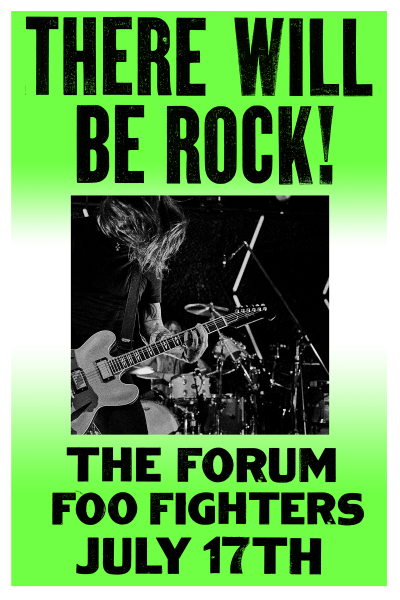 Foo Fighters The Forum 2021