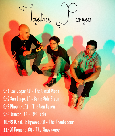 Together Pangea 2021 North American Tour