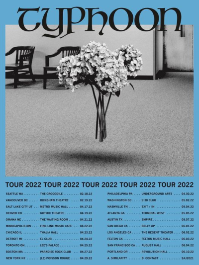 Typhoon Tour 2022