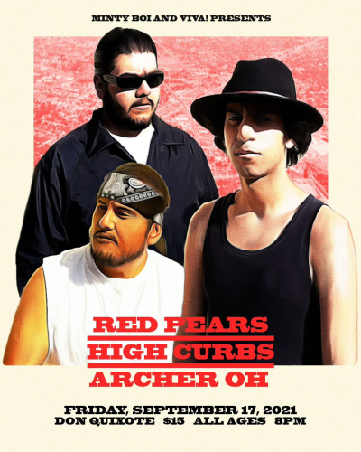 The Red Pears at Don Quixote