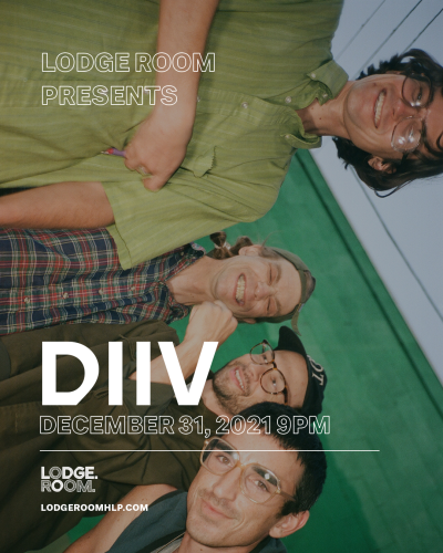 DIIV at the Lodge Room