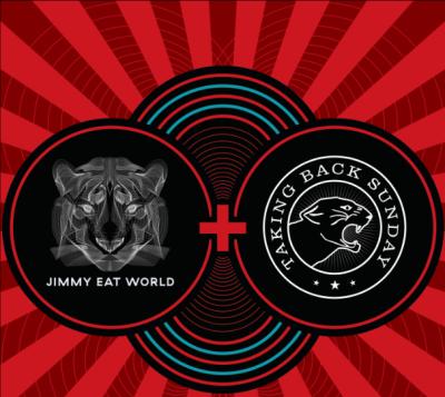 Jimmy Eat World Taking Back Sunday
