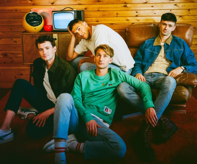 Glass Animals at Hollywood Forever