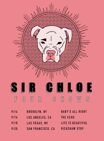 Sir Chloe Tour 2021