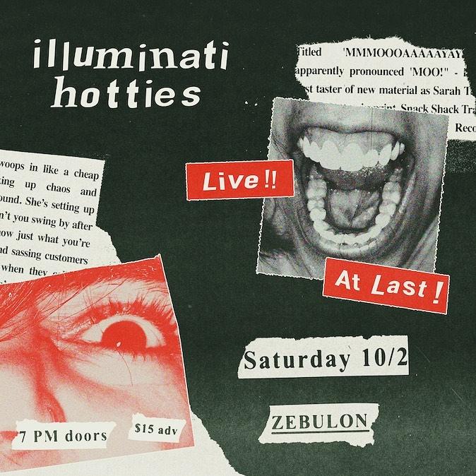 Illuminati Hotties Zebulon 2021