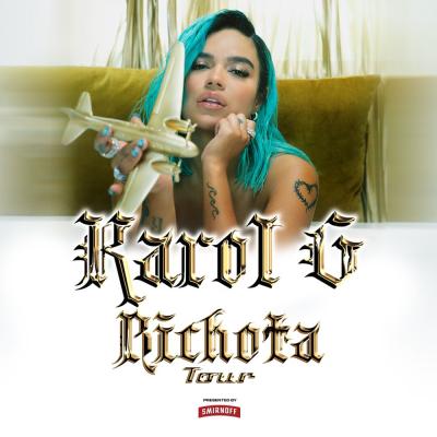 Karol G Bichota Tour 2021