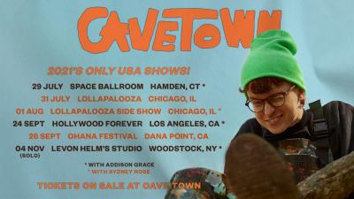 Cavetown US Tour 2021