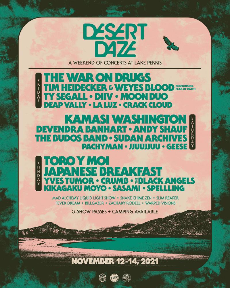 Desert Daze 2021