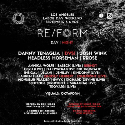 Reform 2021 Los Angeles
