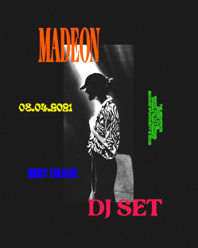 Madeon DJ Set The Roxy