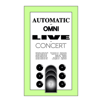 Automatic Live In Concert Tour 2021