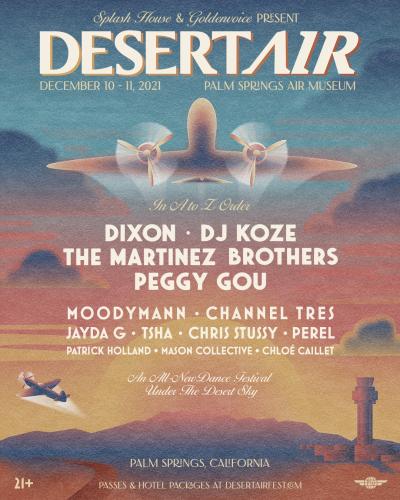 Desert Air 2021