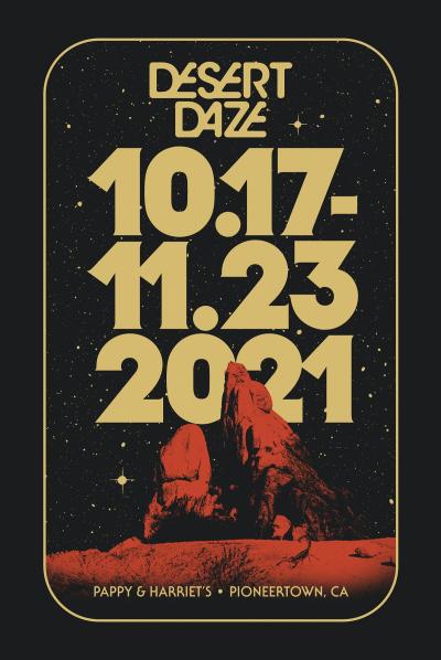 Desert Daze Music Festival 2021