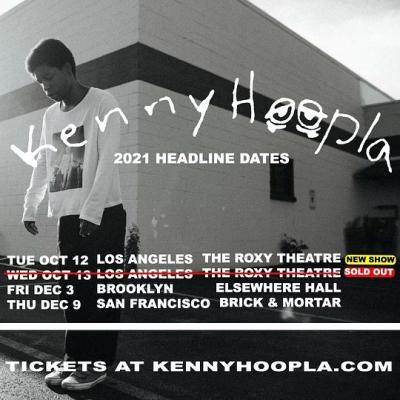 KennyHoopla Tour 2021