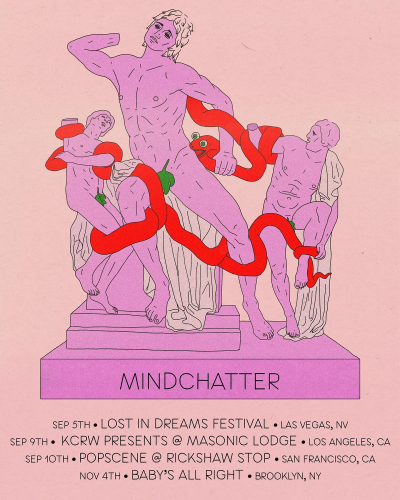 Mindchatter 2021 Tour