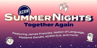KCRW Summer Nights 2021