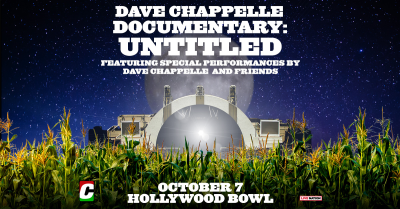 Dave Chappelle Untitled Documentary at the Hollywood Bowl