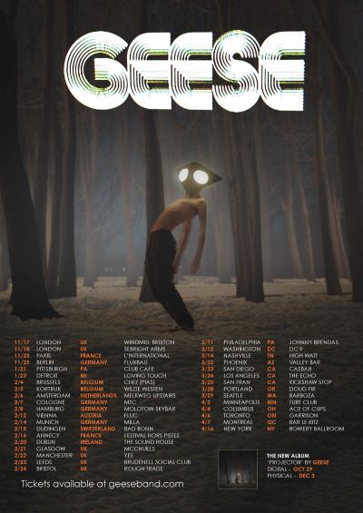 Geese World Tour 2021 2022