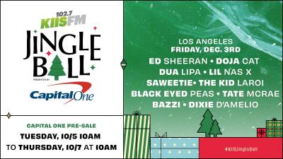 KIIS FM Jingle Ball 2021