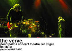 The Verve @ Pearl Palms
