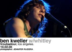 Ben Kweller @ the Troubadour