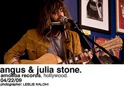 Angus & Julia Stone at Amoeba