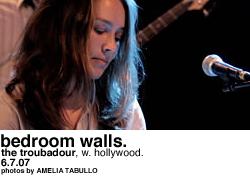 Bedroom Walls @ the Troubadour