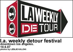 L.A. Weekly Detour Festival