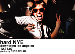 Hard NYE @ Downtown LA