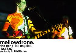 Mellowdrone @ the Echo