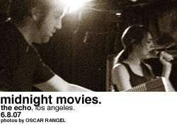 Midnight Movies @ the Echo