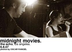 Midnight Movies @ the Echo