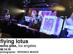 Flying Lotus at Echo Plex