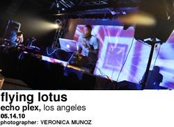 Flying Lotus at Echo Plex